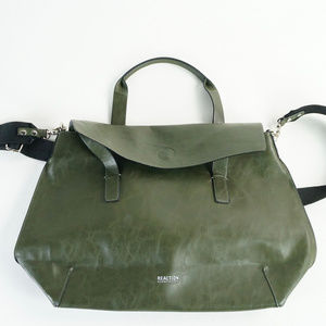 Kenneth Cole Stylish leather Tote